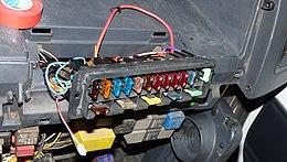 Fuse (automotive) - WikipediaWikipedia
