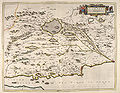 Blaeu - Atlas of Scotland 1654 - FIFÆ PARS OCCIDENTALIS - The West Part of Fife.jpg