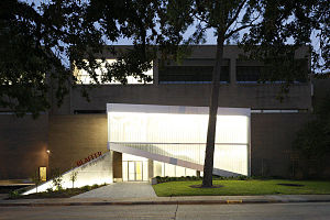 Blaffer Art Museum - Image: Blaffer Workac