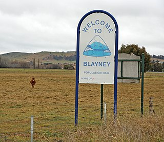 Blayney, New South Wales Town in New South Wales, Australia