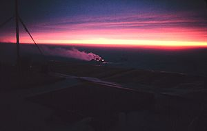 Blazing sky on the northern horizon - NOAA.jpg
