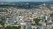 Blick auf das Frankfurter Nordend