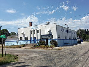 Blue Grass, Iowa - Blue Grass Community Center