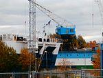 Bluefort Flag Lahesuu sadam Tallinn 16 October 2016.jpg
