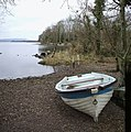 Boat beside Lough Erne. - geograph.org.uk - 375302.jpg