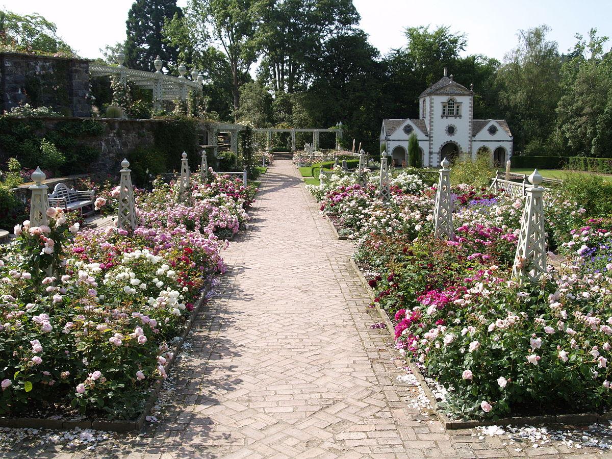 Bodnant Garden - Wikip...