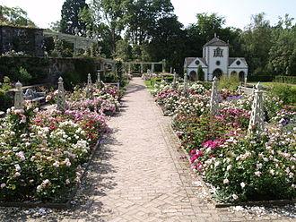 Bodnant Garden - Bodnant Garden, Conwy, Wales