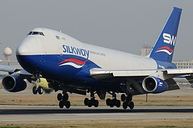 Boeing 747-4R7F(SCD), Silk Way West Airlines JP7696736.jpg