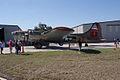 Boeing B-17G-85-DL Flying Fortress Nine-O-Nine LSide CFatKAM 09Feb2011 (14797247480).jpg