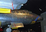 Boeing RB-47H Stratojet, National Museum of the US Air Force, Dayton, Ohio, USA. (46373687812).jpg