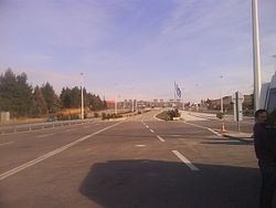 Bogorodica-Evzonoi border crossing.JPG