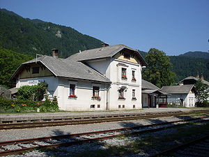 Bohinjska Bela-train station.jpg