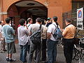 Bologna-Raduno wikipediani maggio 2006-DSCF7125.JPG