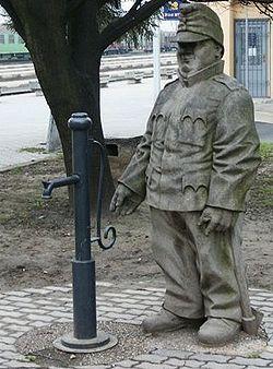 "il ""buon soldato Švejk"" di Hašek"