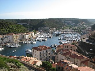 Bonifacio, Corse-du-Sud - Image: Bonifazio 19