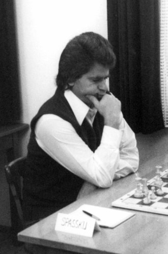 Boris Spassky - Spassky in 1980