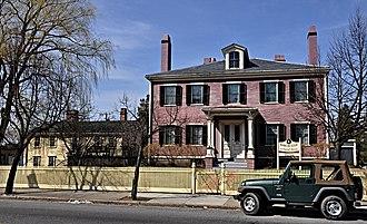 Clapp Houses - The William Clapp House