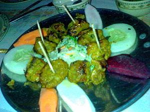 Cuisine of Karachi - Image: Boti Kabab