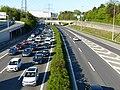 Bouchon autoroute suisse A1 aéroport de Genève.jpg