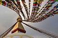 Boudhhanath Stupa, Bouddha.jpg