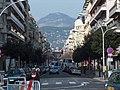 Boulevard Gambetta from Promenade des Anglais, Nice, France - panoramio - rafal wratislavia (2).jpg