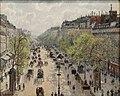 Boulevard Montmartre Spring Morning Camille Pissarro.jpg