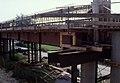 Bouwwerf spoorviaduct 1990.jpg