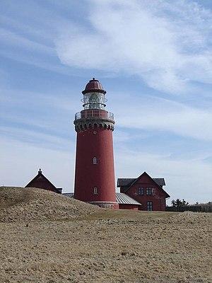 Lemvig Municipality - Bovbjerg Fyr.