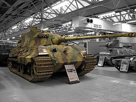 Image illustrative de l'article Panzerkampfwagen VI Königstiger