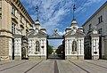 Brama Główna kampus centralny Uniwersytetu Warszawskiego 2019.jpg