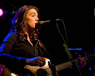 Brandi Carlile American alternative country and folk rock singer-songwriter