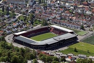 Brann Stadion - Image: Brann stadium