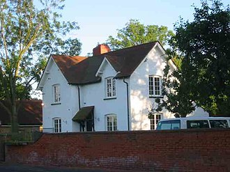 Grade I and II* listed buildings in the London Borough of Hillingdon - Image: Breakspear House Ruislip geograph.org.uk 28068
