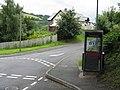 Brecon - Phone Box At Camden Road Corner - geograph.org.uk - 1413083.jpg