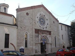 San Francesco, Brescia church in Brescia, Italy