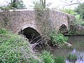 Bridge over River Chew, near Chewton Keynsham.jpg