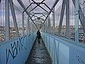 Bridge over railway line, West Hampstead, London NW6 - geograph.org.uk - 1258022.jpg