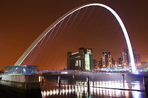 WilkinsonEyre - Gateshead Millennium Bridge