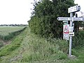 Bridleway north from Mill End - geograph.org.uk - 473837.jpg