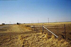 Brinkman, Oklahoma - Brinkman in 2006.