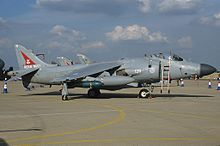 British Aerospace Sea Harrier FA2, UK - Navy AN1173192.jpg