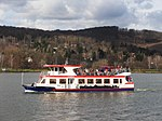 Brno, přehrada, loď Stuttgart (02).jpg