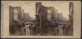 Broadway on a rainy day (street scene with pedestrians, carriages and shops), by E. & H.T. Anthony (Firm).png