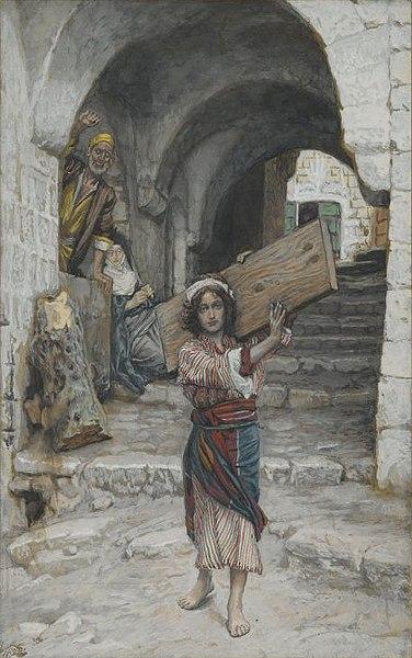 File:Brooklyn Museum - The Youth of Jesus (Jeunesse de Jésus) - James Tissot - overall.jpg