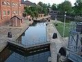 Brownie Dyke lock, York - geograph.org.uk - 1884446.jpg