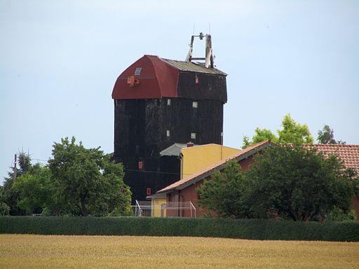 Brumby,Windmühle