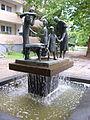 Brunnen an der Katharinenstraße in Zwickau 04.jpg