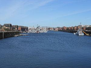 Brunswick Dock - Brunswick Dock