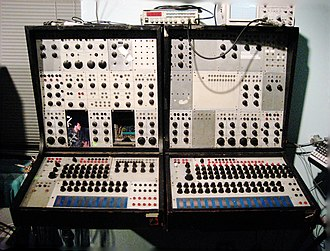 Buchla Electronic Musical Instruments - Buchla 100 at NYU