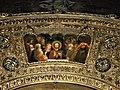 Bucuresti, Romania. BISERICA RUSA-Biserica Sf. Nicolae (B-II-m-A-18814) (lucratura maiastra in catapeteasma).jpg